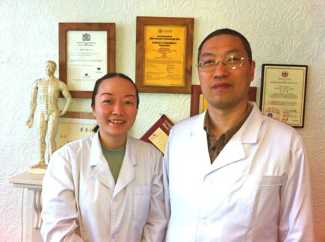 Dr Zhang and Dr Zhu